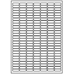 25,4 x 10,0 mm / 189 per vel