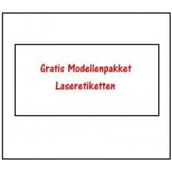 Modellenpakket Vlinderpas