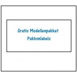 Modellenpakket Pasbrieven